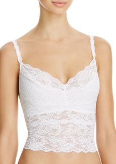 Cosabella Never Say Never Cropped Lace Cami
