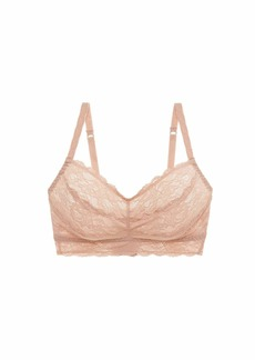 Cosabella Never Say Never Hook & Eye Curvy Bralette