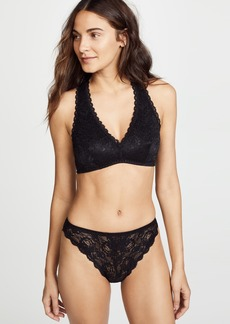 Cosabella Never Say Never Padded Racerback Bra