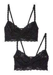 Cosabella Never Say Never Sweetie 2-Pack Bralettes