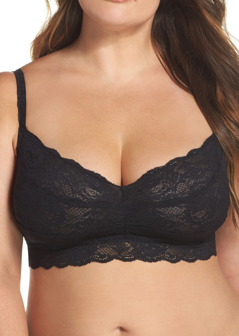 60c9a3cb703ef Cosabella Cosabella Never Say Never Sweetie Bralette (Plus Size ...
