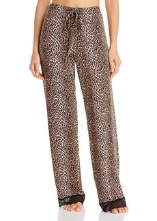 Cosabella Sabrina Leopard Pajama Pants