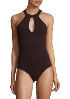 Cosabella Sonia Two-Tone Bodysuit