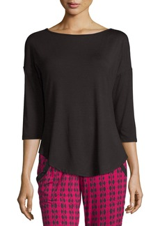 Cosabella Talco 3/4-Sleeve Top