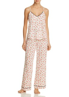 Cosabella V-Neck Cami Pajama Set