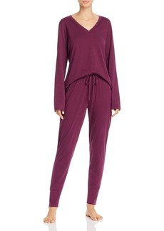 Cosabella V-Neck Long PJ Set - 100% Exclusive
