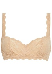 Cosabella Woman Never Say Never Stretch-lace Underwired Bra Neutral