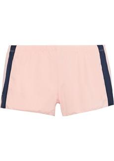 Cosabella Woman Jeanne Stretch-jersey Pajama Shorts Pastel Pink