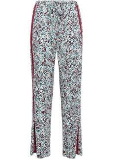 Cosabella Woman Printed Pima Cotton And Modal-blend Pajamas Mint