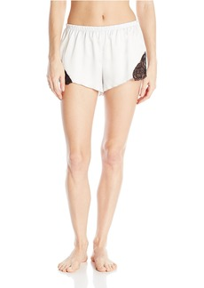 Cosabella Women's Agnes Boxer with Lace On Sides