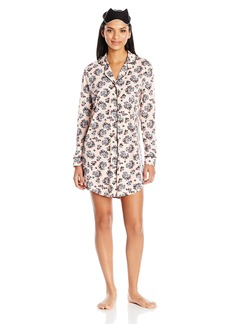 Cosabella Women's Cadeau Sleep Shirt Msk Pj
