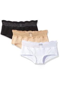 Cosabella Women's Dolce Boyshort 3 Pack Set