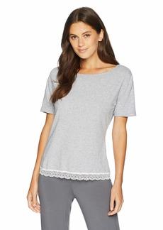 Cosabella Women's Majestic Short Sleeve Top