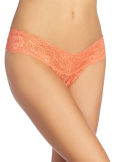 Cosabella Women's Never Say Never Cutie Lowrider Thong