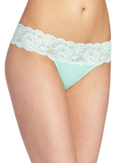 Cosabella Women's Never Say Never Lovelie Thong Panty