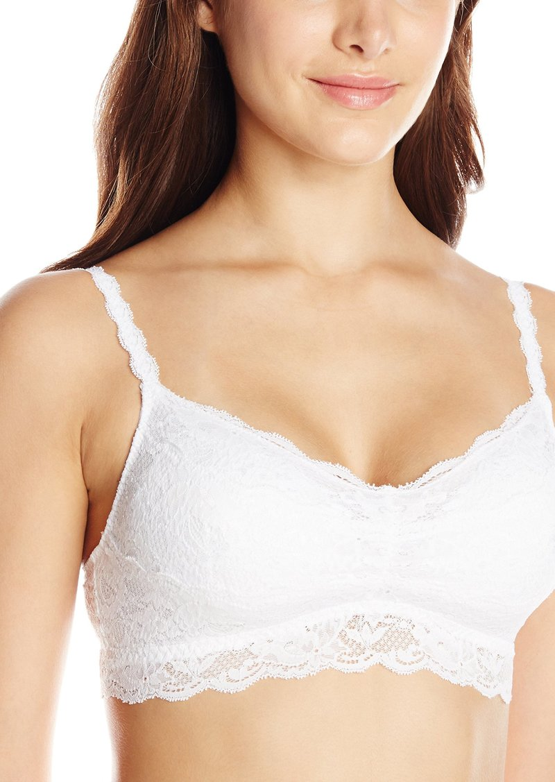 Cosabella Women's Never Say Never Padded Soft Bra Sweetie