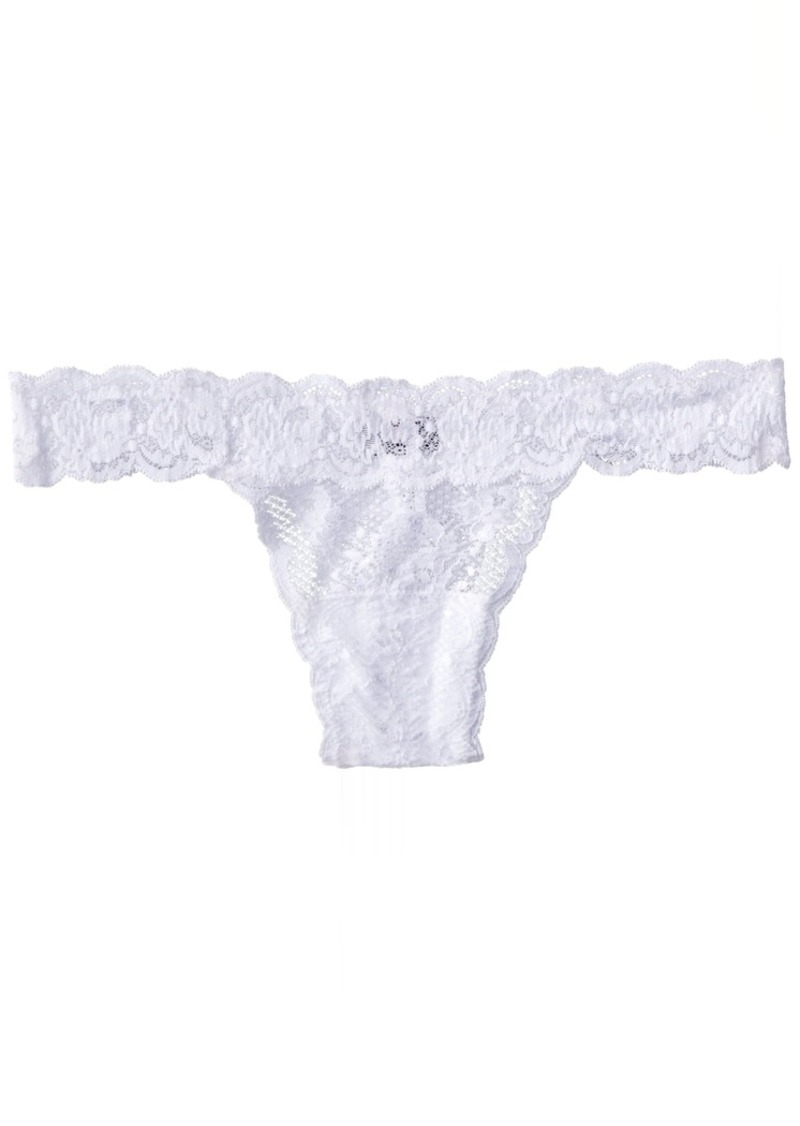 Cosabella Women's Never Say Never Relaxed Thong Cozie