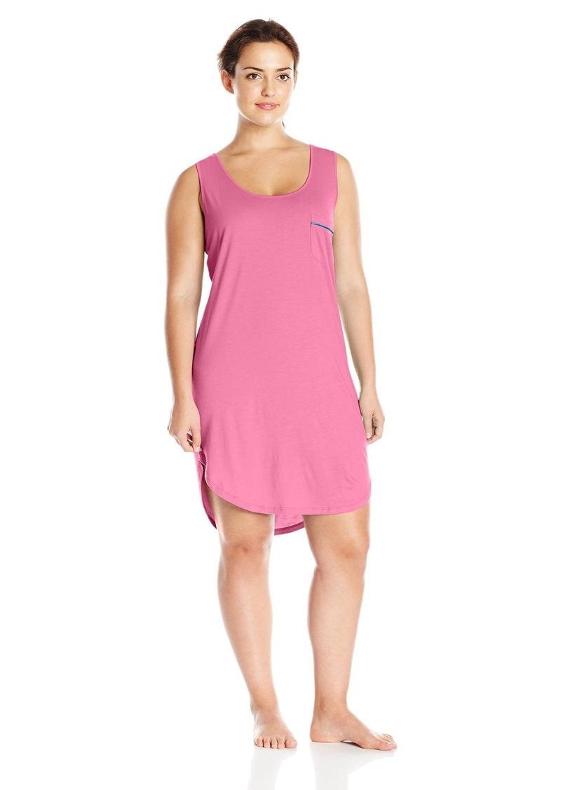 Cosabella Women's Plus-Size Bella Plus Size Tank Dress  3X