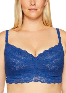 Cosabella Women's Plus-Size Never Say Never Extended Sweetie Bralette Bra