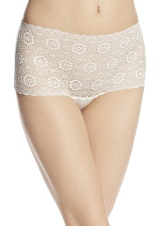 Cosabella Women's Queen Of Diamonds Low Rise Hotpant Panty