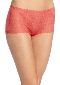 Cosabella Women's Queen of Diamonds Lowrise Hotpant Panty