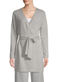 Saks Fifth Avenue COLLECTION Hattie Wrap Robe