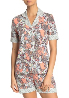 Cosabella Isabelle Short Sleeve Jersey Pajama Top