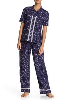 Cosabella Margaux Printed Pajama Pants