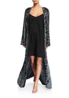 Cosabella Spotlight Long Kimono Robe