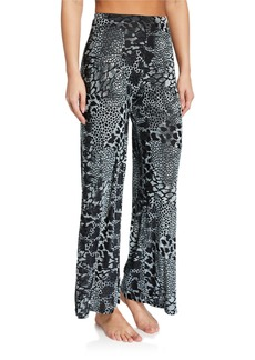 Cosabella Spotlight Wide-Leg Pants