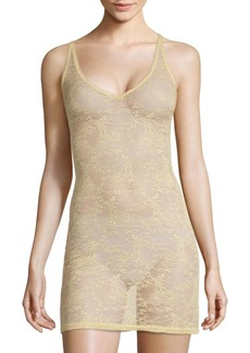 Cosabella Trenta Lace Slip Dress