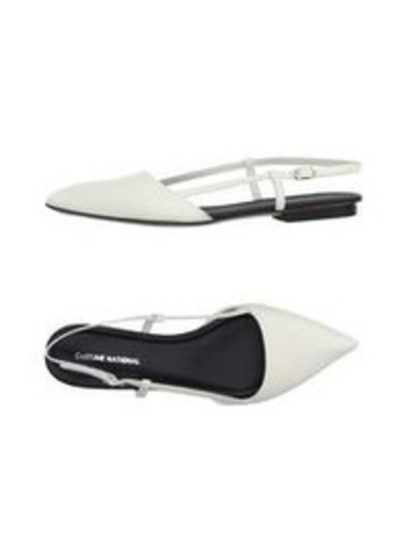 COSTUME NATIONAL - Ballet flats