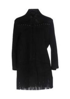 COSTUME NATIONAL - Leather jacket