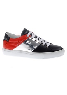 CoSTUME NATIONAL Colorblock Sneaker (Men)