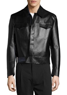 Costume National Long-Sleeve Sports Jacket