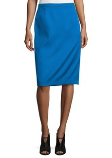 CoSTUME NATIONAL Mid-Rise Pencil Skirt