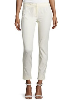 CoSTUME NATIONAL Mid-Rise Skinny Trousers