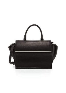 Costume National Parigi Mini Flap Satchel Bag