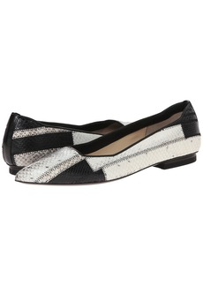 CoSTUME NATIONAL Patchwork Ballet Flat