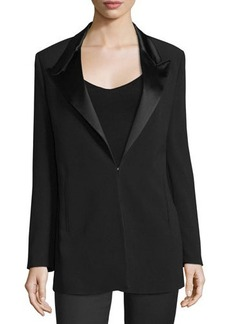 CoSTUME NATIONAL Peaked-Lapel Slim-Fit Jacket