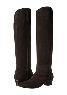 CoSTUME NATIONAL Tall Suede Boot