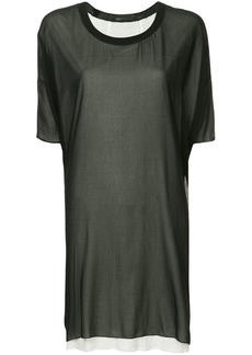 Costume National tunic dress