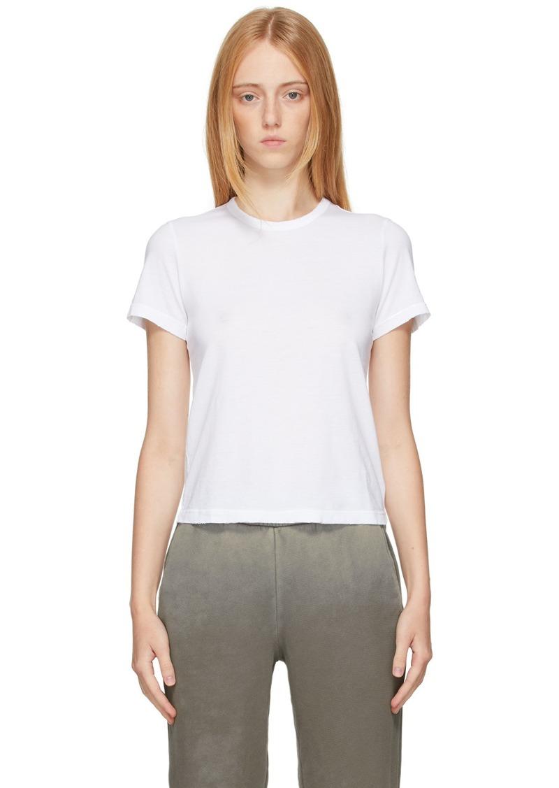 COTTON CITIZEN White Standard T-Shirt