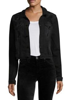 Cotton Citizen Distressed Denim Jacket