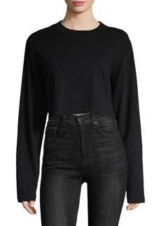 Cotton Citizen Tokyo Cropped Pullover