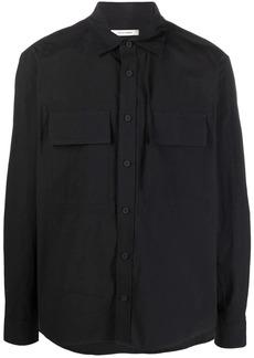 Craig Green classic collar shirt