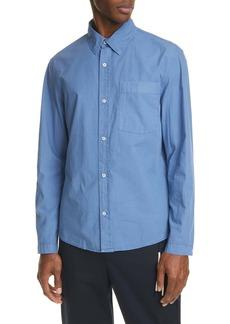 Craig Green Button-Up Cotton Work Shirt