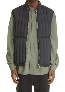 Craig Green Down Fill Puffer Vest