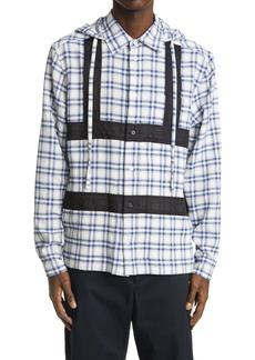 Craig Green Hooded Harness Button-Up Shirt