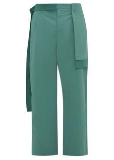 Craig Green Panelled straight-leg trousers